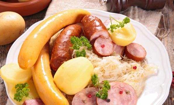 Magisches Sauerkraut