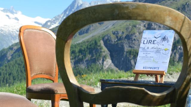 Lire à la montagne