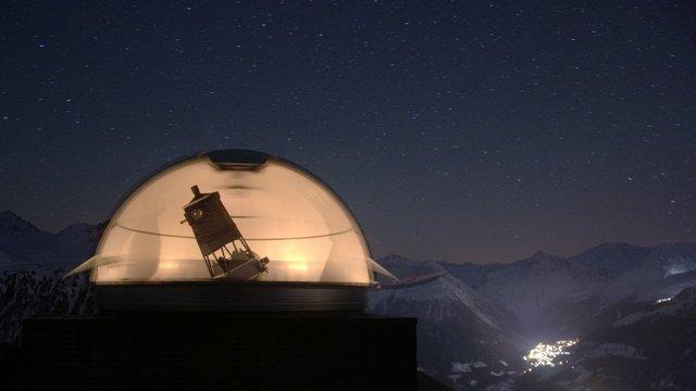 « Astronomisches » Fondue