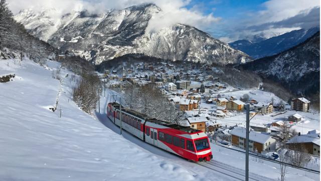 Mont-Blanc Express-Pass