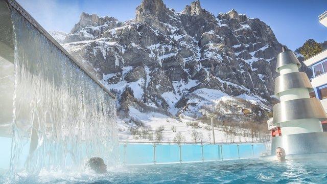 """Relaxation active """"Bains de montagne »"""