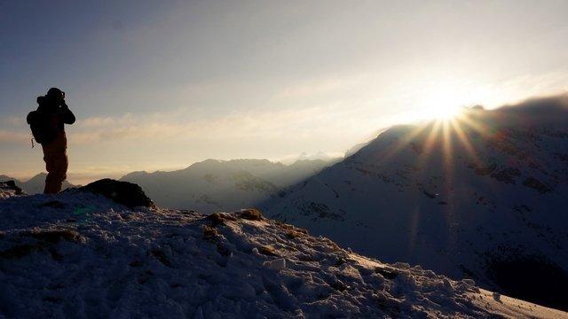Sunrise - Sorebois