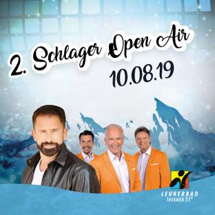 2. Schlager Open Air Leukerbad