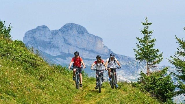 Mountainbike-Routen