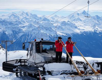 Cor des Alpes