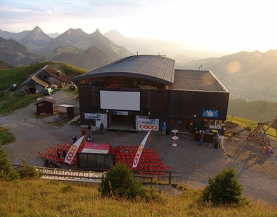 Cinema Openair Charmey