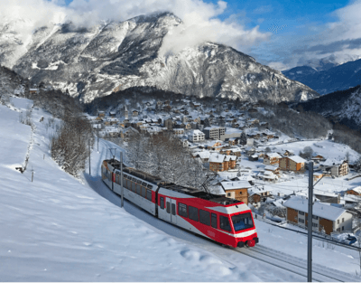 Abonnement Mont-Blanc Express