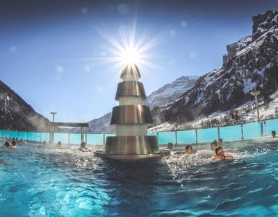 Leukerbad Therme