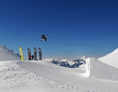 Leysin Freestyle Open
